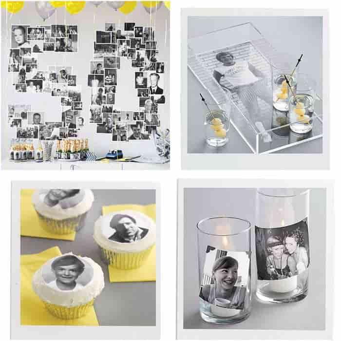 decoracion para fiestas de cumpleaños fotos