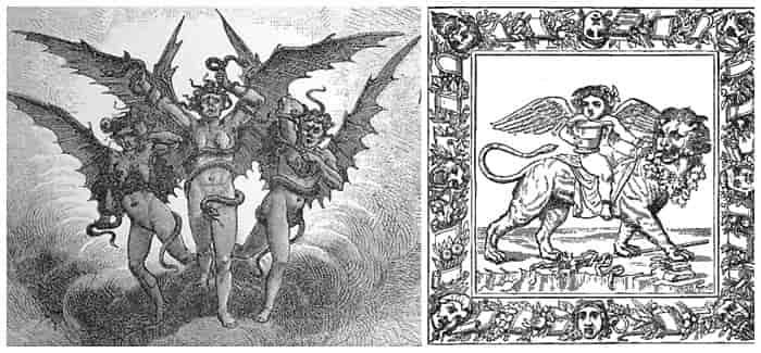 daemon protector griego