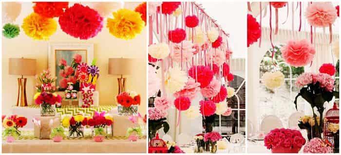 ideas para cumpleaños flores