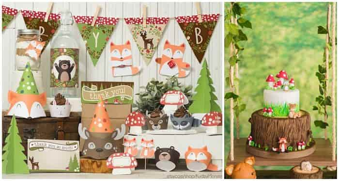 decoracion cumpleaños fiesta infantil