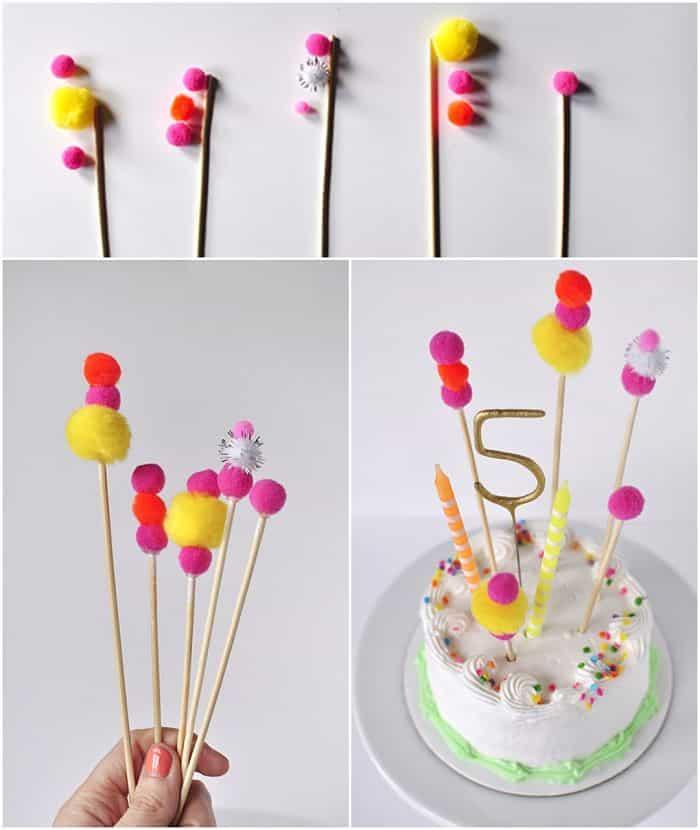decoracion tortas de cumpleaños